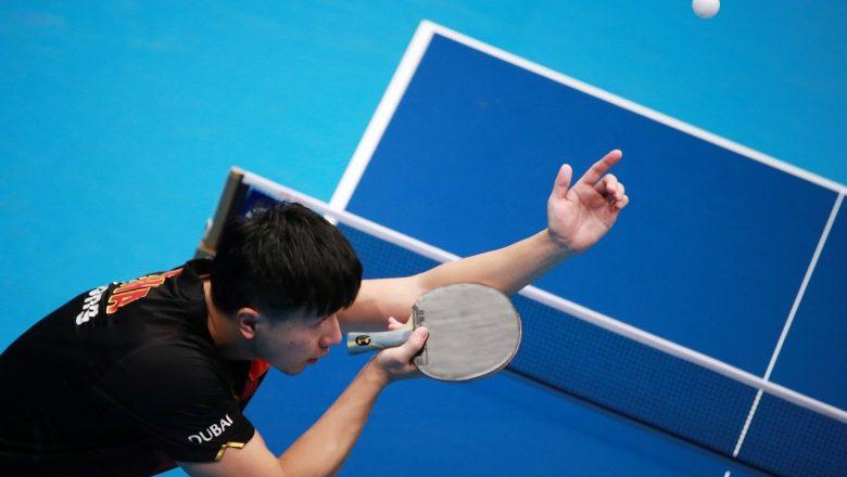 Come impugnare una racchetta da ping pong